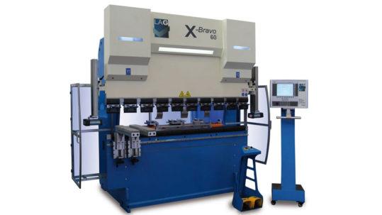 Piegatrice CNC Rolla